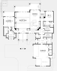 New House Plan On The Drawing Board 1411  HousePlansBlog Dual Master Suite Home Plans