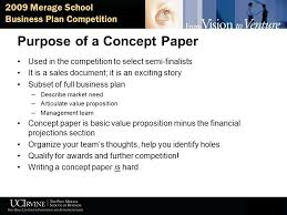 The concept paper lays the foundation for the applied dissertation process, providing an introductory form of communication between the doctoral the research concept paper is completed prior to the dissertation proposal and serves as a development tool and summary of the planned dissertation. How To Develop A Winning Concept And Lead Your Team To Success Ppt Video Online Download