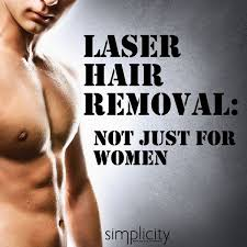 top 4 reasons for men to get laser hair removal no more shaving show the results of your workouts off better no more 5 o clock sh