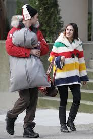 pendleton blanket lonny com rachel bilson hayden christensen lonny com