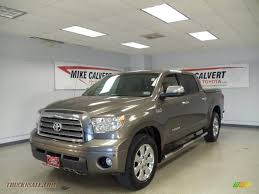 2008 Toyota Tundra Limited CrewMax 4x4 in Pyrite Mica - 040478 ...