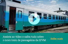 Resultado de imagem para BRASIL, MINAS GERAIS Viagem para o Espírito Santo nos trens da Vale