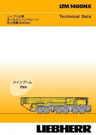 All Terrain Crane Load Charts Page 15 Of 17 Cranepedia