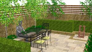 Small Picture outdoor patio ideas for small spaces Designing Small Garden