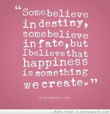 I Believe In Fate Quotes. QuotesGram