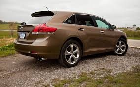 2011 Toyota Venza V-6 AWD - Editors' Notebook - Automobile Magazine