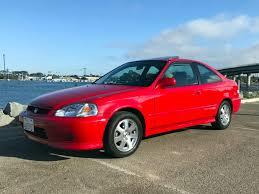 honda civic 2000 si. Interesting Civic No Reserve 2000 Honda Civic Si Throughout V