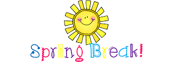 Image result for spring break clipart