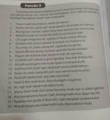Buku lks bahasa sunda kelas 1 sd mi semester 2 kurikulum 2013 berbagi. Soal Dan Jawaban Bahasa Sunda Kelas 11 Semester 2 Guru Galeri