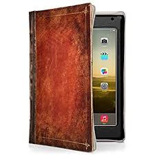 twelve south rutledge bookbook for ipad mini 4 artisan leather book case and display stand for ipad mini 1st 4th gen