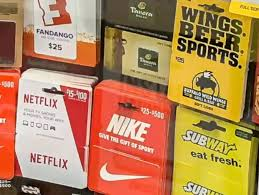 don t fall victim to the gift card scam what to look out for law breaking news