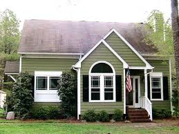 green exterior house paintExterior House Colorsexterior Paint Color Ideas Green Roof Colors