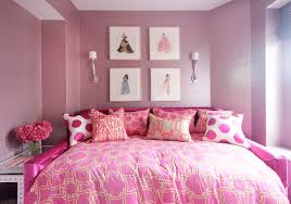 Glam Pink Girls Room