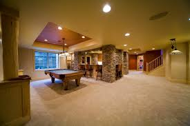 basement finishing design. Bright And Modern Finish Basement Ideas Brilliant Design Of Good Finished For Your Finishing I