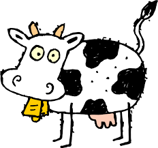Image result for cow clipart