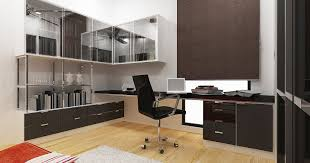 Interior  Luxury Study Room Designs For Teenagers With Narrow Simple Study Room Design