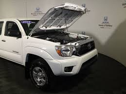 2015 Used Toyota Tacoma 4WD Double Cab LB V6 AT at Honda of ...