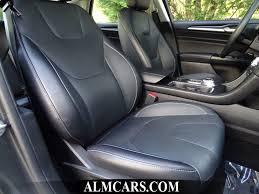 2016 fusion seat covers 2017 used ford fusion hybrid titanium fwd at atlanta luxury motors of