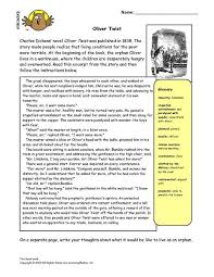 best oliver images oliver twist teaching ideas  oliver twist lesson plan lesson planet