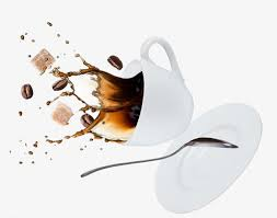 coffee spill png. Fine Spill Spilled Coffee Coffee Cup PNG And PSD For Coffee Spill Png