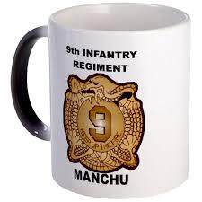 Cafepress 9th Infantry Regiment Manchu Unique Coffee Mug