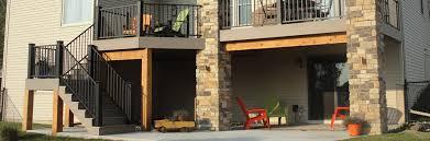 elevated decks installation cost
