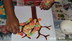 Fruit Loops  ExpatFamilyQ8Fruit Loop Tree