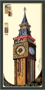 the art cache big ben art collage by alex zeng framed  on big ben metal wall art with the art cache big ben art collage by alex zeng framed products