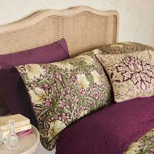 bedding william morris pimpernel small 4005a