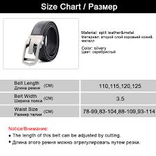 Buckle Jeans Size Chart Us 14 63 39 Off G Shape Brand Designer Belts For Men Luxury Leather Automatic Buckle Men Belt For Jeans Pants Business Male Strap In Mens Belts