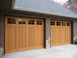 wood garage door. Wood Garage Door