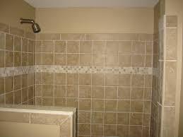 Tiled Walls shower half wall tile bathroom renovations pinterest half 5994 by guidejewelry.us