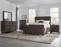 Mfi Bedroom Furniture Tartu Rustic Queen Storage Bed In Java By Mfix Furniture The