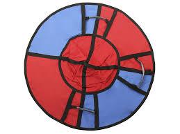 <b>Тюбинг Hubster Хайп 100cm</b> Red Blue ВО5574 2 по Mastercard ...