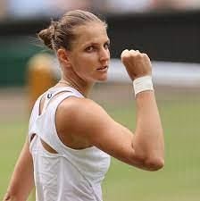 Wimbledon 2021: Karolina Pliskova ...