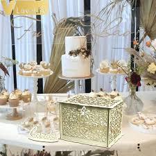 wedding gift card box diy wedding gift card box wooden money box with lock beautiful wedding