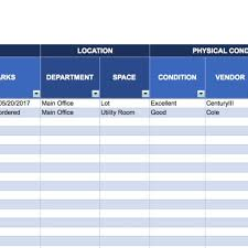 Free Excel Inventory Templates With Vending Machine Inventory