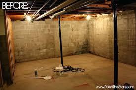 unfinished basement ceiling ideas. Basement Ceiling Ideas Cool Design Diy . Unfinished E