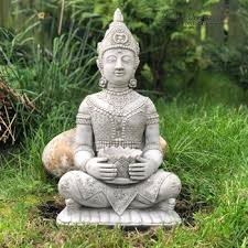 there are few more calming sights than a meditating buddha by introducing a buddha statue into your garden you instil a sense of peace relaxationand