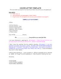 Sample Cover Letter For Employment Popular Sample Of A Cover Letter ...