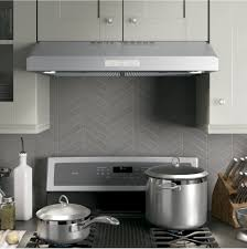 Ge Profile Performance Ge Pvx7300sjss 30 Inch Under Cabinet Range Hood With 400 Cfm 4
