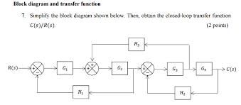 media%2Ff28%2Ff2843f55 8f15 437a b621 d051ce8935c3%2FphpXvWKQI solved block diagram and transfer function simplify the b on block diagram transfer function