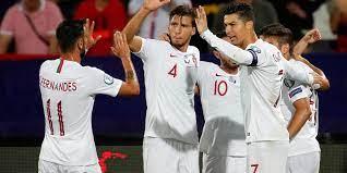 เซอร์เบีย v โปรตุเกส ผลบอลสด ผลบอล ยูโร 2020 รอบคัดเลือก