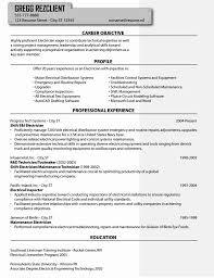 Electrical Apprentice Resume Samples Sample Resumerenticeship Certificate Format Copyrentice