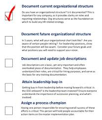 Succession Planning Chart Edsi The Comprehensive Guide To Succession Planning