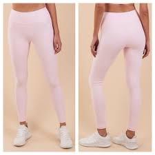 Gymshark Size Chart Gymshark Chalk Pink Dreamy Legging 8t