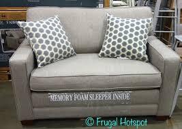 twin sleeper chair sofa bed