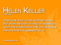 Quotes For Inspiration Enchanting Helen Keller Opportunity Quotes Inspiration Boost