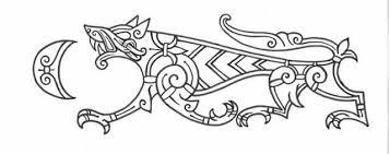 Moon And Wolf Nápady Na Tetování Nápady Na Tetování Tetování A Uzly