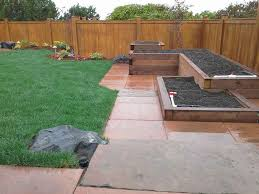 elevated raised garden beds. Multi Level Garden Bed Elevated Raised Beds